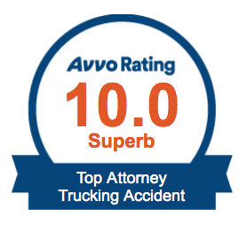 Avvo Trucking Accident