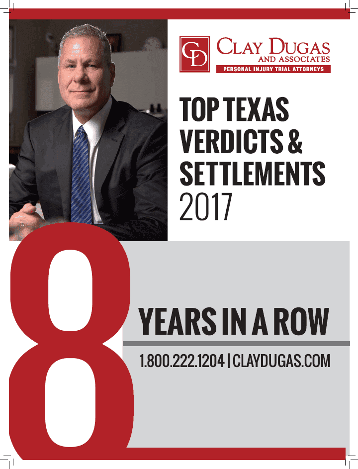 Top Texas Verdicts Settlement