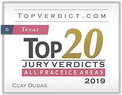 Top 20 Jury Verdicts