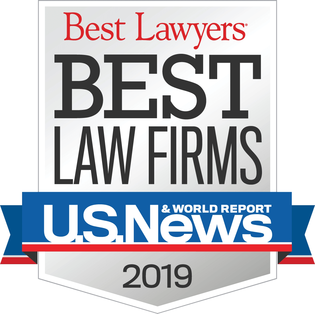 Best Law Firms - 2019